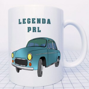 Kubek dla faceta LEGENDA PRL